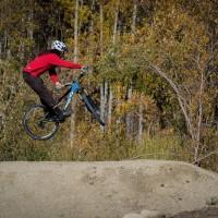 bike park jump